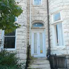 Rental info for 2314 Eutaw Place - 4 (3rd Floor) in the Reservoir Hill area