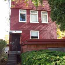 Rental info for 3012 Burnet in the Walnut Hills area