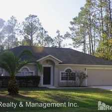 Rental info for 42 Underwood Tr in the 32164 area