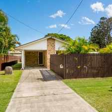 Rental info for Ideally located 3 bedroom Boondall home