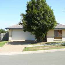 Rental info for Family Home in Upper Coomera in the Gold Coast area