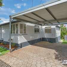 Rental info for PRETTY TWO BEDROOM COTTAGE PLUS SLEEP OUT, FULLY FENCE YARD, THIS WILL SURPRISE in the Goodna area