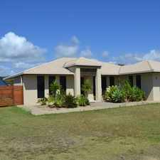 Rental info for NEAR NEW AIR CONDITIONED HOME IN A GREAT LOCATION in the Yeppoon area