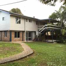 Rental info for Family Home Located in a Quiet Location in the Brisbane area