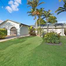 Rental info for WELLINGTON POINT - SPACIOUS FAMILY HOME 4/5 BEDROOMS