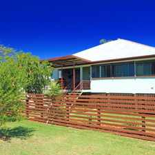 Rental info for Spacious 3 Bedroom Highset home in the West Rockhampton area