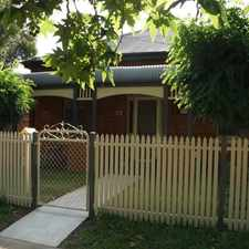 Rental info for Beautiful bungalow convenient location in the Dubbo area