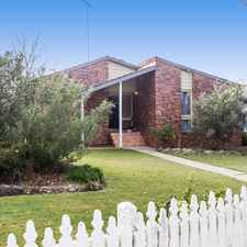 Rental info for 3 Bedroom Home, Large block and Mulberries! in the Hobartville area