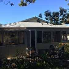 Rental info for THREE BEDROOM BEACH BUNGALOW
