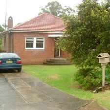 Rental info for Neat 2 Bedroom Home in the Sydney area