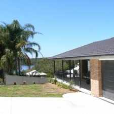 Rental info for 4 Bedrooms in Tinonee with River Views in the Taree area