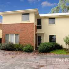 Rental info for The Ultimate Lifestyle in the Melbourne area