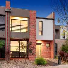 Rental info for Modern Masterpiece in Prime Position in the Melbourne area