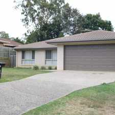 Rental info for Open plan living spacious home