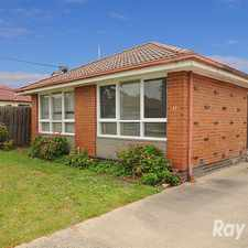 Rental info for Freshly painted 2 bedroom unit! in the Melbourne area