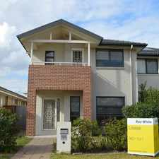 Rental info for **APPLICATION ACCEPTED**Modern 3 Bedroom Duplex - Close to all Amenities in the Sydney area