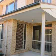 Rental info for ***UNDER OFFER*** FANTASTIC TOWNHOUSE in the Monash area