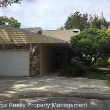 Rental info for 417 Somerset Ln in the Palm Harbor area