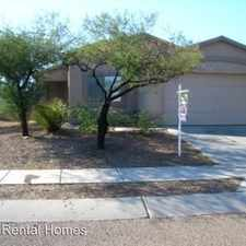 Rental info for 1379 W. Via Rio Blanco