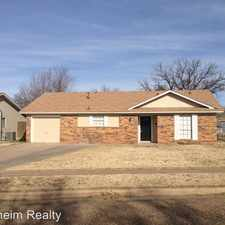 Rental info for 5432 48th Street in the Lubbock area