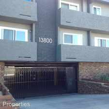 Rental info for 13800 Sherman Way 107 in the Los Angeles area