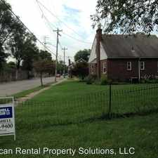 Rental info for 8271 Anthony Wayne Ave in the Hartwell area