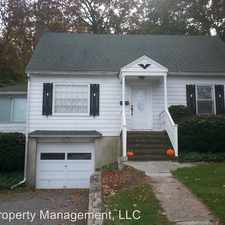 Rental info for 115 Clyde Ave