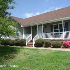 Rental info for 2336 Peartree Road