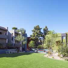 Rental info for Midtown on Main Apartment Homes in the Mesa area