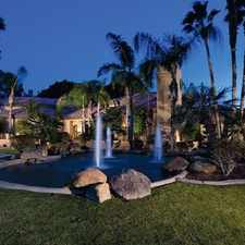 Rental info for San Tierra in the Chandler area