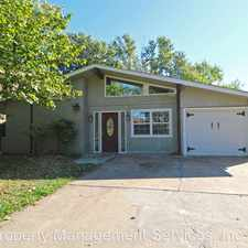 Rental info for 4313 S. Elm Avenue in the Bixby area