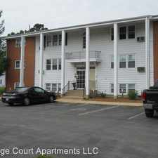 Rental info for 600 Whitman Street in the Belvidere area
