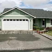 Rental info for 805 127th St Ct E
