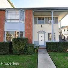 Rental info for 11948 Magnolia Boulevard #2 in the Valley Village area