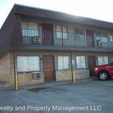 Rental info for 2500 NW 35TH ST in the Oklahoma City area