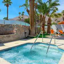 Rental info for 140 W. Via Lola - 202 in the Palm Springs area