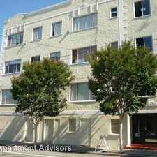 Rental info for 2091 California Street in the 94702 area