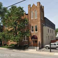 Rental info for 410 South College Avenue 204 in the Indianapolis area