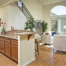 Rental info for The Verandas in the Los Angeles area