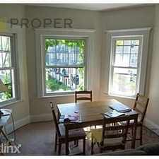 Rental info for 123 chiswick road in the Brookline area