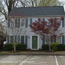 Rental info for 102 Ole Towne Square