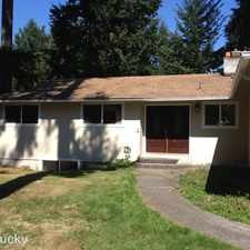 Rental info for 10105 88th Ave SW