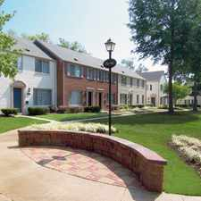 Rental info for Brookville Townhomes in the Alexandria area