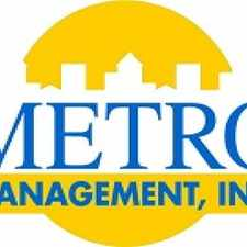 Rental info for Metro Management, Inc