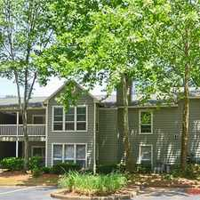Rental info for Princeton Place in the Marietta area