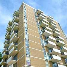 Rental info for The Palisades in the Downtown area