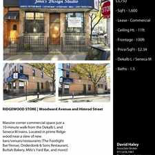Rental info for 452 Woodward Avenue