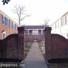 Rental info for 4060 Forest Hill Ave # P