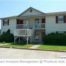 Rental info for 126 Claybill Drive A