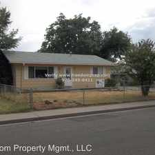 Rental info for 1545 Walnut Ave in the 81501 area